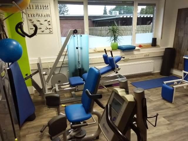Fitnessraum von EMS-Gesundheitskonzept Lucke